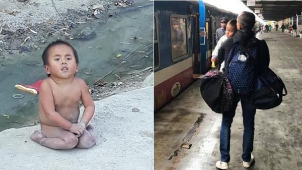 Thương bé gái liệt 2 chân không manh áo giữa mùa đông, cặp vợ chồng ở Sài Gòn vượt ngàn km tìm đến và làm điều bất ngờ