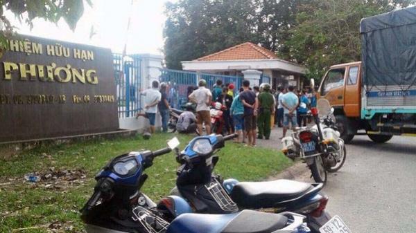 Giám đốc nước ngoài 'biệt tăm', hàng trăm công nhân ở Sài Gòn nghỉ việc đòi lương