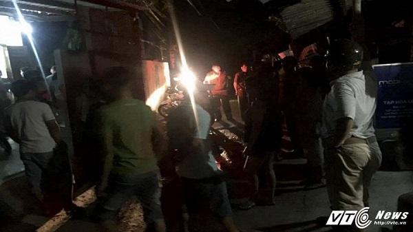 Nghi án Việt Kiều 'phê' ma túy tự thiêu, nhảy lầu ở Sài Gòn