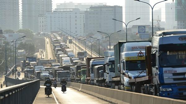 Ám ảnh đoạn đường 8 km đi mất 6 tiếng ở Sài Gòn