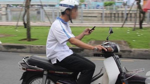TP.HCM: Vừa chạy xe vừa nghe điện thoại, người đàn ông bị cướp tấn công nguy kịch