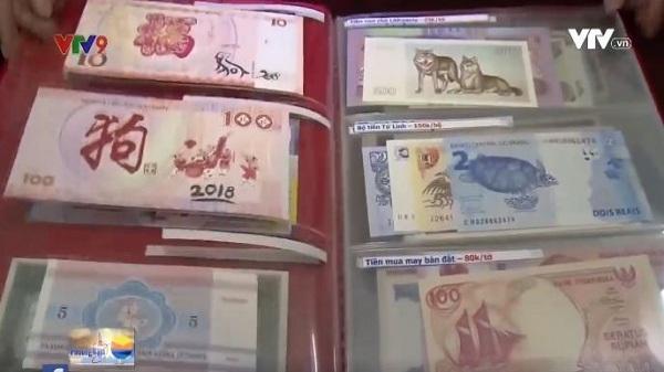 """HOT: Dân TP.HCM đua nhau săn lùng tờ 1 triệu đô """"xịn"""" hình chó để lì xì"""