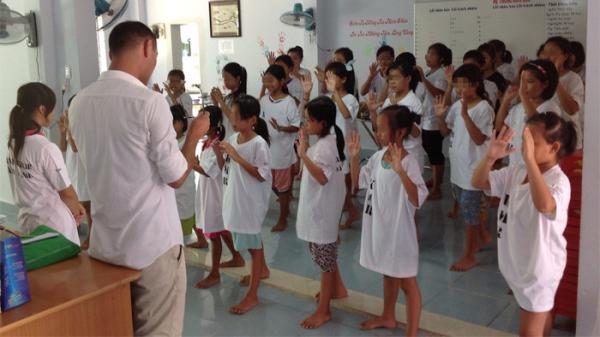 Nhịp cầu hạnh phúc, ngôi nhà đặc biệt của các trẻ em bị xâm hại tình dục ở TP.HCM