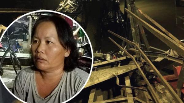 """Nhân chứng vụ sập cầu ở Sài Gòn: Tài xế chỉ kịp kêu lên """"Cứu, cứu"""" rồi chiếc xe tải chìm dần"""