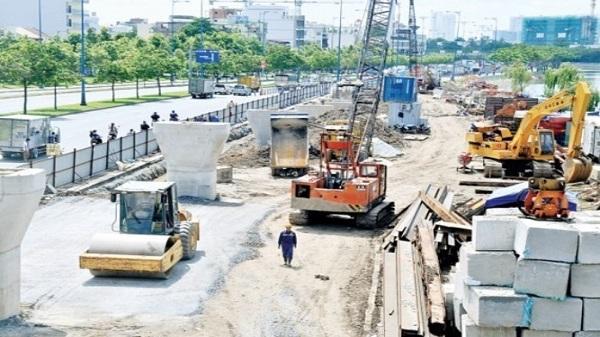 TP HCM: Cầu Nguyễn Tri Phương sẽ về đích đúng tiến độ