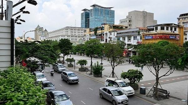 Ngày mai, cấm tất cả các loại xe lưu thông vào đường Nguyễn Huệ theo khung giờ