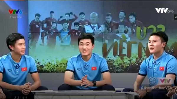 Clip: Quang Hải kể về giây phút ăn mừng chiến thắng một mình trong phòng kiểm tra... doping!