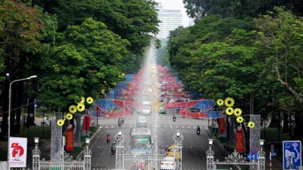 Sáng mai, sáu đường trung tâm Sài Gòn bị cấm xe