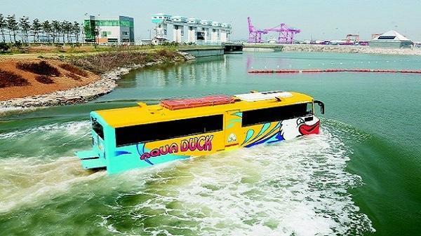 Tháng 7 khai trương buýt đường sông