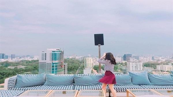 Top 6 quán cafe 'nóc nhà' ngắm Sài Gòn tuyệt đẹp ai cũng mê