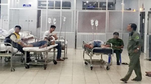 Hai nhóm hỗn chiến sau va quẹt xe ở Sài Gòn