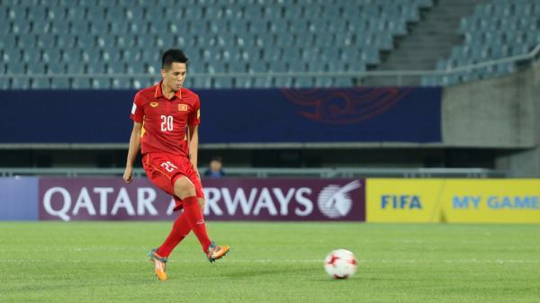 Trung vệ thép của U23 Việt Nam sắp hội ngộ Duy Mạnh, Quang Hải và Đức Huy tại Hà Nội FC