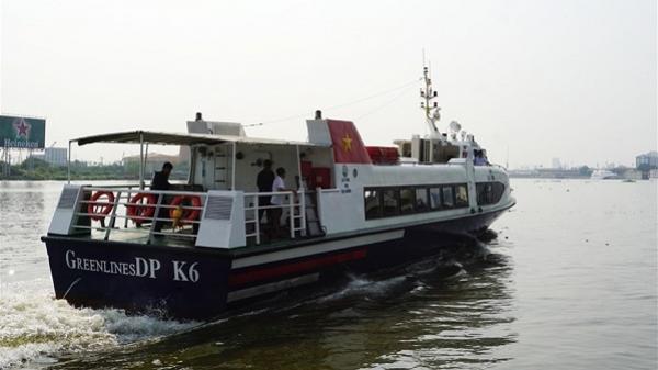 3 ngày nữa, khai trương tàu cao tốc TPHCM - Cần Giờ - Vũng Tàu