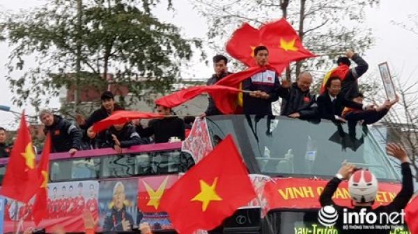 Cá nhân, đơn vị không giữ lời hứa thưởng cho đội U23 Việt Nam bị xử lý thế nào?