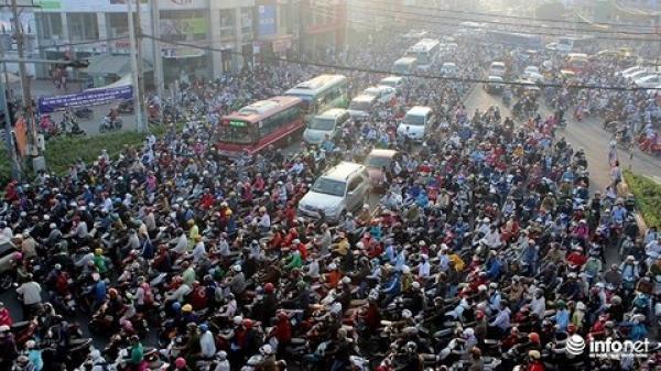 Từ TP. HCM về tỉnh, đi đường nào để không kẹt xe dịp Tết Nguyên đán?