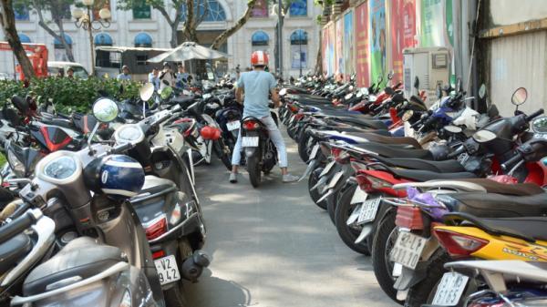 Tham quan đường hoa Nguyễn Huệ và Hội hoa Xuân gửi xe ở đâu?