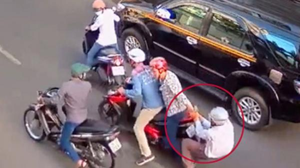 Nam thanh niên dùng súng điện cướp xe ôm táo tợn ở Sài Gòn