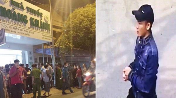 Lộ diện nghi can sát hại nữ chủ tiệm thuốc tây ở Sài Gòn