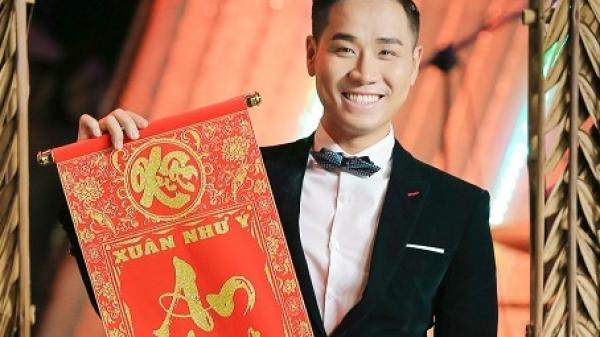 Chàng MC điển trai Sài Gòn chia sẻ niềm vui đón Tết Xuân Mậu Tuất 2018