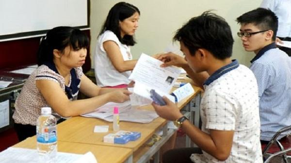 Hôm nay 21/6: Hơn 860.000 thí sinh làm thủ tục dự thi THPT quốc gia