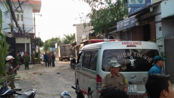 Nam thanh niên bị đâm tử vong sau khi lao ra khỏi căn nhà ở Sài Gòn