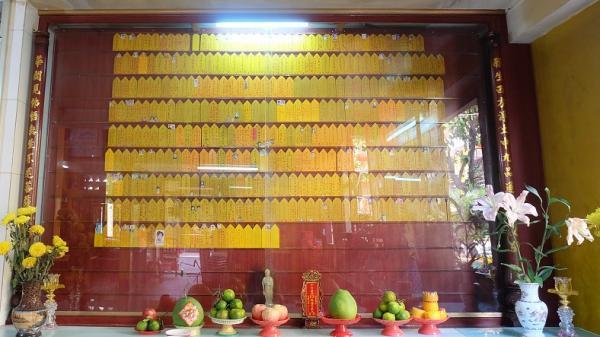 Ngôi chùa ở Sài Gòn 20 năm không đốt vàng mã, dành tiền tỷ giúp người nghèo