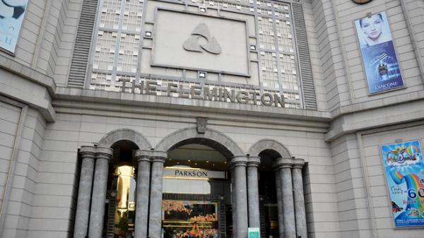 Trung tâm thương mại Parkson ở Sài Gòn đóng cửa sau thời gian dài hoạt động cầm chừng