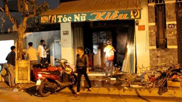 Lời kể đầy ám ảnh về vụ cháy khiến cặp đôi nam nữ tử vong ở Sài Gòn