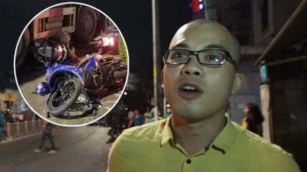 """Nhân chứng vụ xe ben tông nhiều người bị thương ở Sài Gòn : """"Cảnh tượng lúc đó rất ám ảnh, mọi người nằm la liệt co giật dữ lắm"""""""