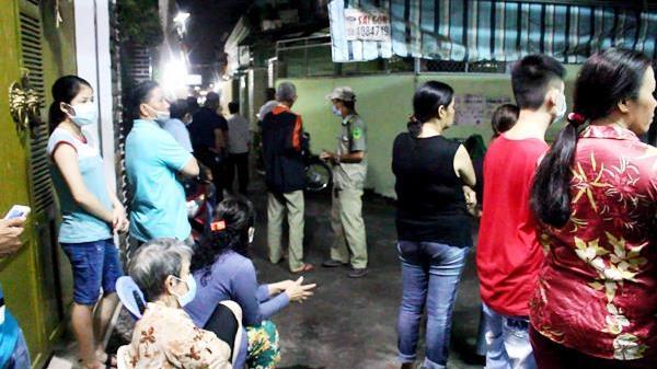 Người nước ngoài tử vong trong căn nhà khóa trái ở Sài Gòn