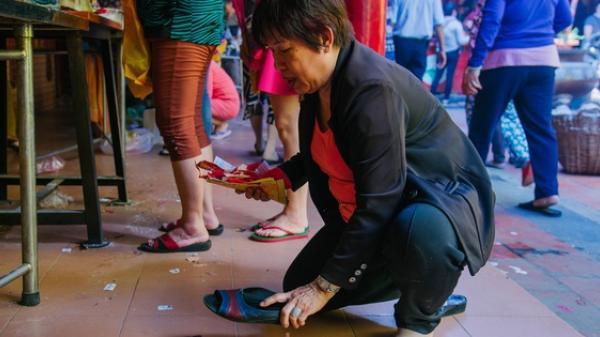 """Tập tục """"đánh kẻ tiểu nhân"""" độc đáo của người Hoa ở Sài Gòn"""