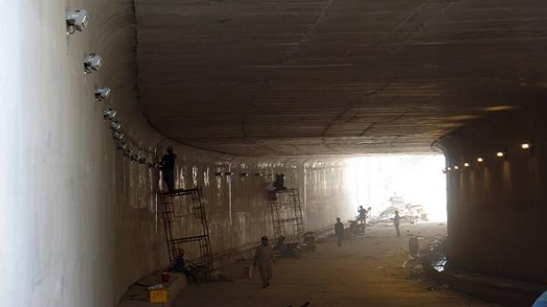 Sắp thông xe hầm chui 500 tỷ 'xóa' nút giao thông 'tử thần' ở Sài Gòn