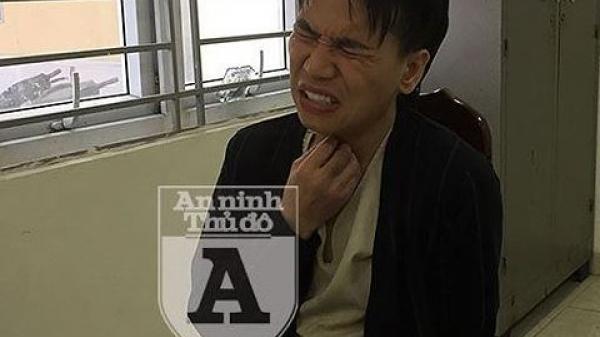 Châu Việt Cường nhập viện cấp cứu do nghi 'bỏng' cổ họng vì nuốt nhiều tỏi