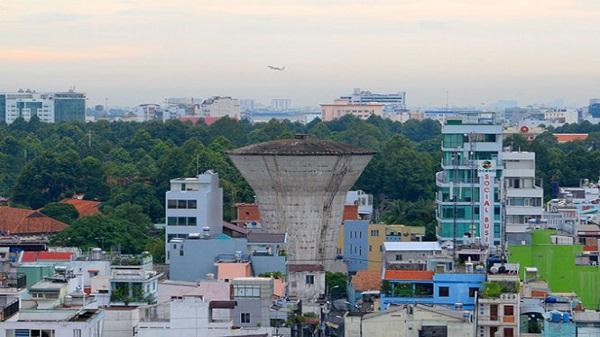 7 thủy đài khổng lồ, hình nấm ở Sài Gòn sẽ bị đập bỏ