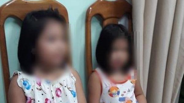 Hé lộ quan hệ người bắt cóc hai bé gái Sài Gòn