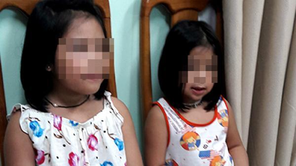 Người cha bị tình nghi dàn cảnh bắt cóc hai con gái ở Sài Gòn