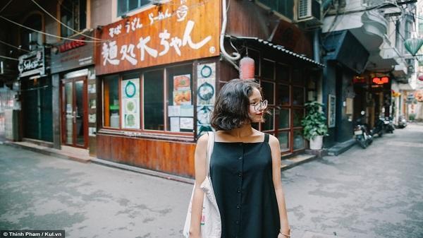 Check in phố Nhật giữa lòng Sài Gòn