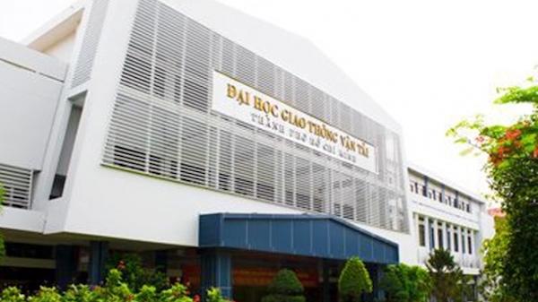 ĐH Giao thông Vận tải TP.HCM: Hơn 2.000 sinh viên bị cảnh báo học vụ và đuổi học