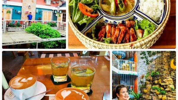 Sang chảnh và ấn tượng: Hãy đến với City Garden Cafe ngay giữa lòng Sài Gòn