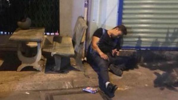 Nam thanh niên bị bắn gục ngay trước cửa nhà ở Sài Gòn