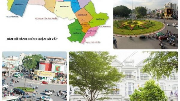 Cùng đi tìm NGUỒN GỐC tên gọi quận GÒ VẤP của Thành phố Hồ Chí Minh