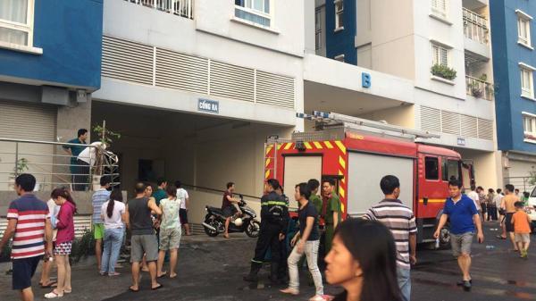 Nữ chủ tịch phường và 12 người thiệt mạng trong vụ cháy chung cư cao cấp ở Sài Gòn
