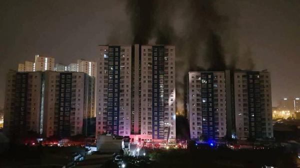 Họp khẩn vụ cháy chung cư cao cấp ở Sài Gòn làm 13 người chết