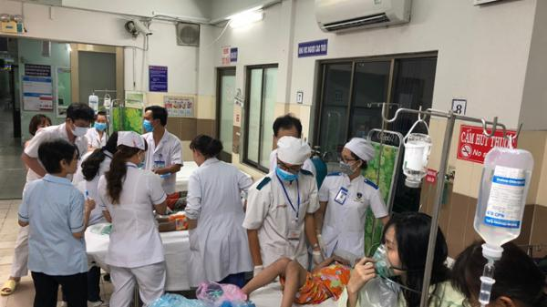 Một nạn nhân chết não trong vụ cháy chung cư Carina Plaza ở Sài Gòn