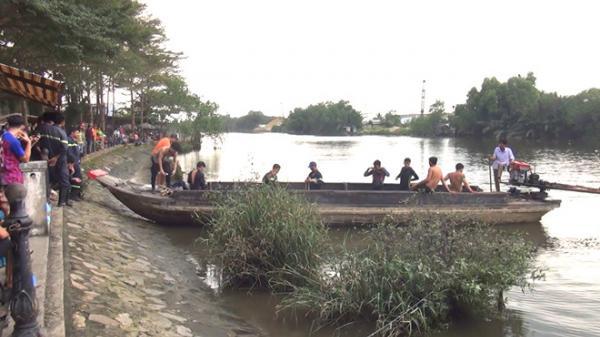 TP.HCM: Ba thanh niên rủ nhau bơi qua sông, một người mất tích