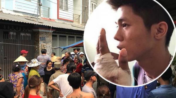 Hàng trăm người dân xem công an kiểm tra hiện trường vụ thảm sát 5 người ở Bình Tân