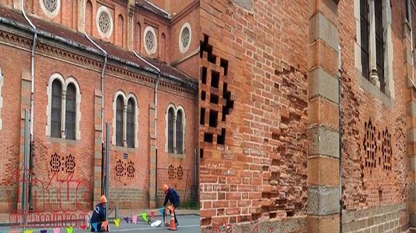 Nhà thờ Đức Bà Sài Gòn được trùng tu những gì?