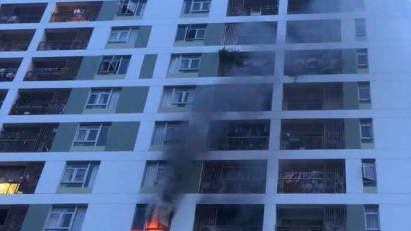Hé lộ nguyên nhân bất ngờ vụ cháy chung cư Parc Spring Sài Gòn