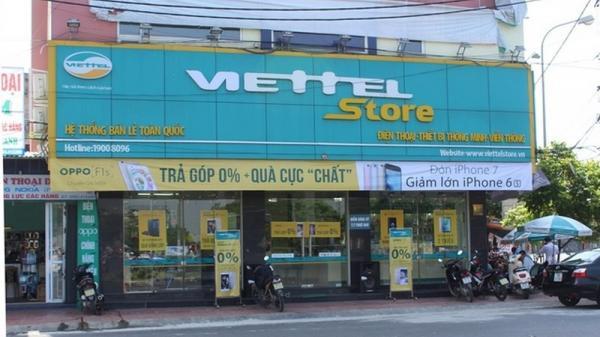 Lòng tham của quản lý trưởng và bảo vệ cửa hàng ĐTDĐ Viettel ở Sài Gòn