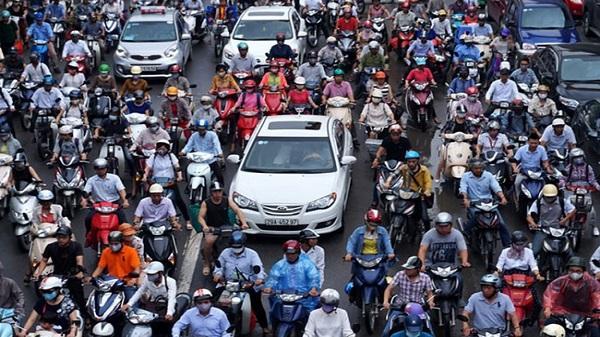 Việt Nam: Một 'cường quốc xe máy' hay là một 'cường quốc ô nhiễm vì xe máy' ?